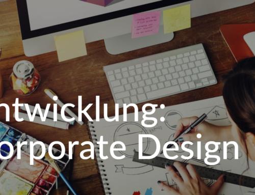 Entwicklung: Corporate Design